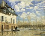 Alfred Sisley Museum Quality