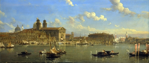 David Roberts - The Giudecca, Venice
