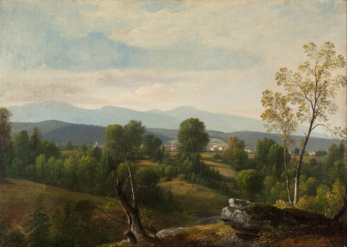 Durand - A View of the Valley