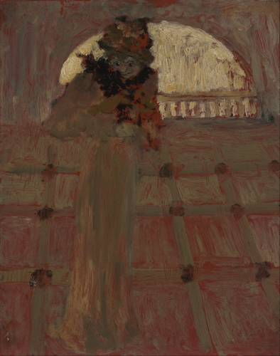 Edouard Vuillard - At the Opera
