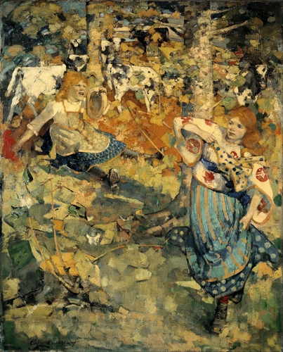 Edward Atkinson Hornel - Summer