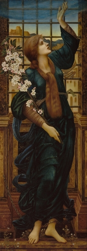 Edward Burne-Jones - Hope