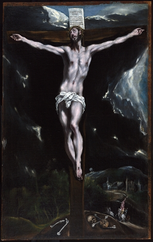 El Greco - Christ on the Cross