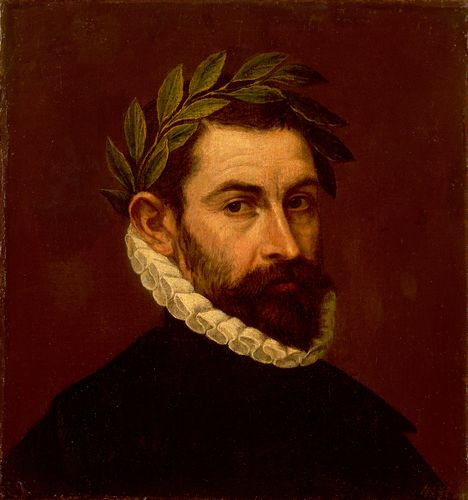 El Greco - Portrait of the Poet Alonso Zuniga