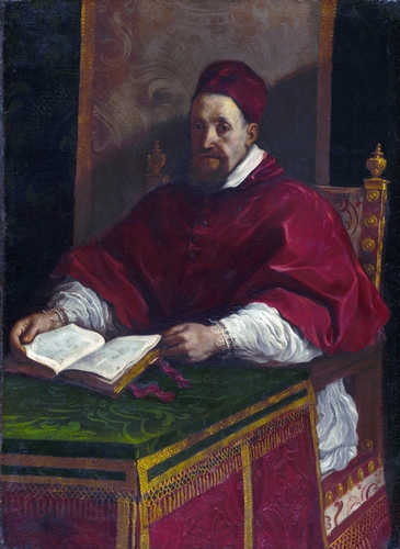 Guercino - Pope Gregory XV