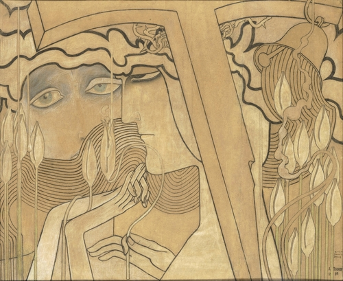 Jan Toorop - Desire and Satisfaction