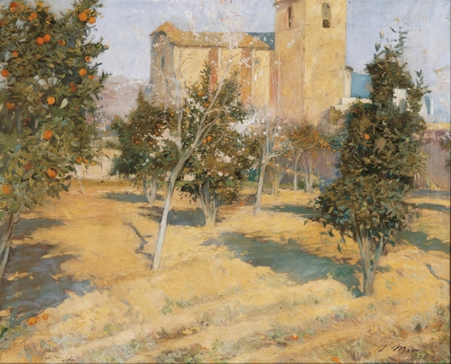 Joaquim Mir - The Rectors Orchard