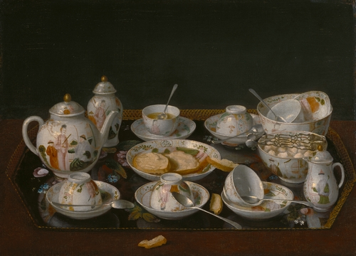 Liotard - Still Life - Tea Set