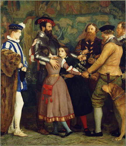 Millais - The ransom