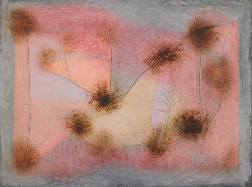 Paul Klee - Hardy Plants
