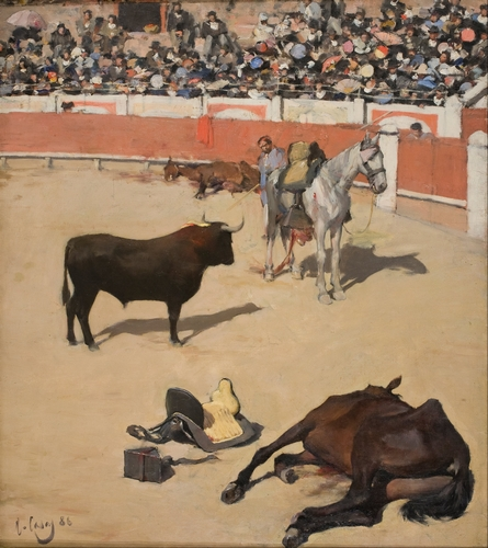 Ramon Casas - Bullfights