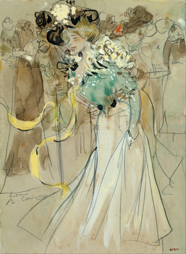 Ramon Casas - Celebrations in Toulon