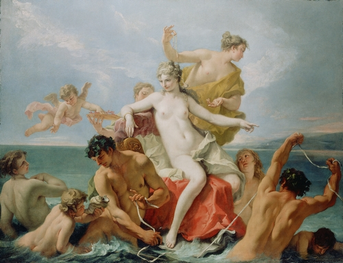 Ricci - Triumph of the marine Venus