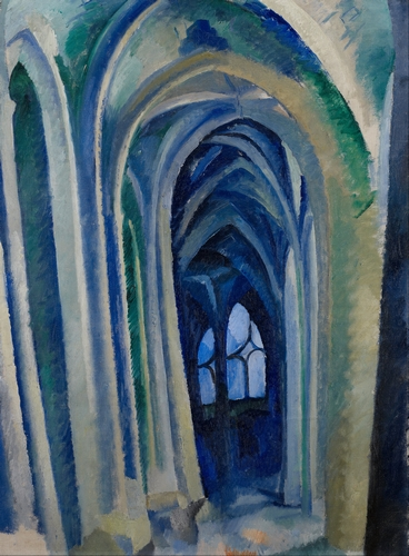 Robert Delaunay - Saint-Severin