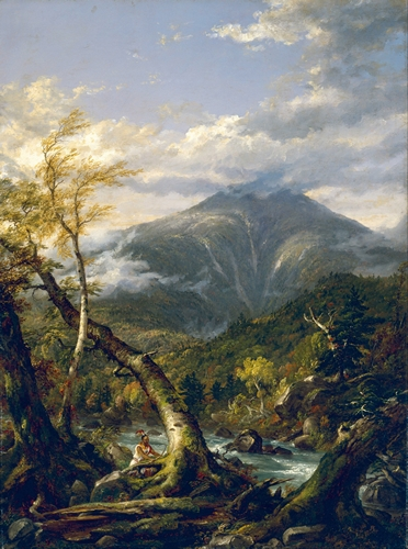 Thomas Cole - Indian Pass