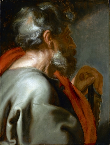Van Dyck - The apostle Peter