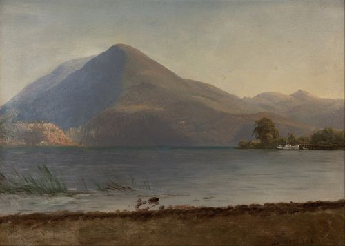 Bierstadt - On the Hudson