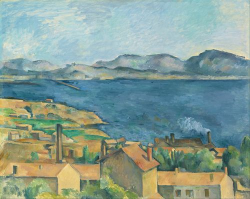 Cezanne - The Bay of Marseilles