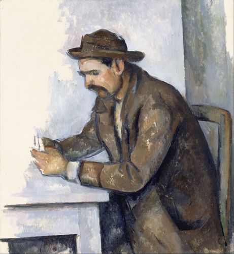 Cezanne - The Cardplayer