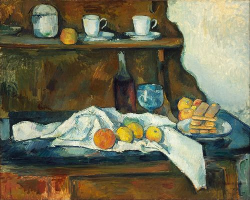 Cezanne - The buffet