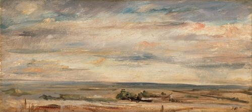 Constable - A Cloud Study, early morning