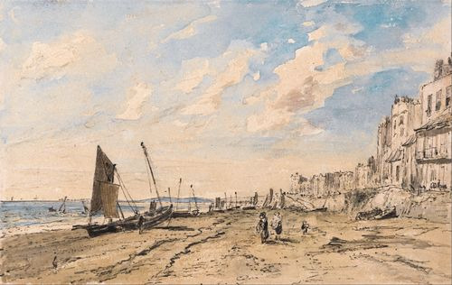 Constable - Brighton beach