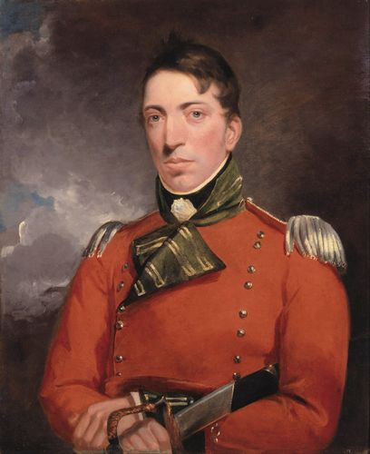 Constable - Captain Richard Gubbins