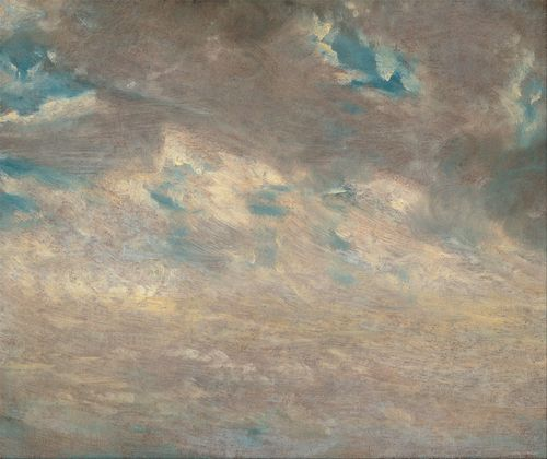 Constable - Cloud Study 2