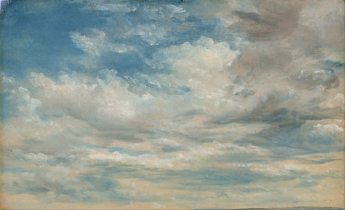 Constable - Clouds