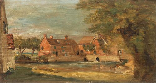Constable - Flatford Mill