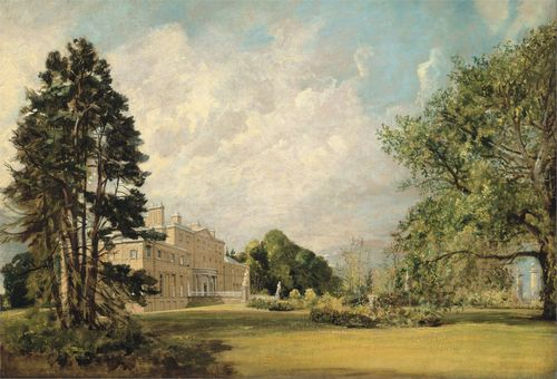 Constable - Malvern Hall