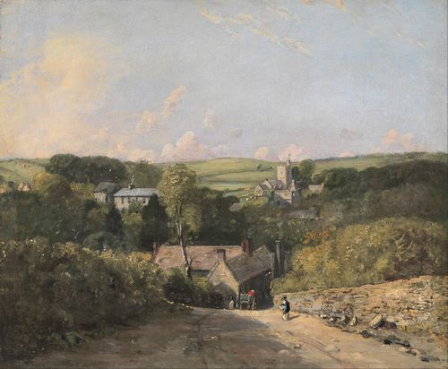Constable - Osmington Village