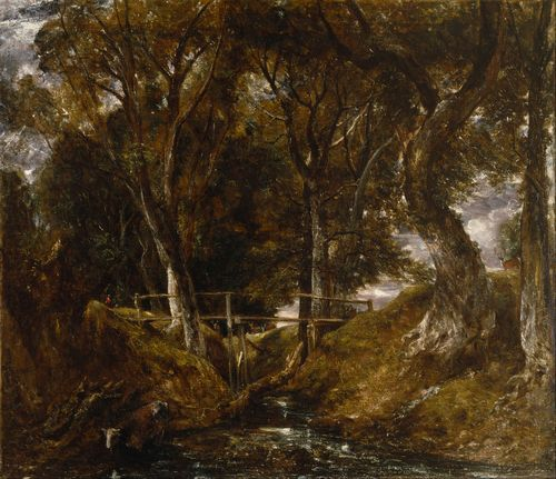 Constable - The Dell at Helmingham Park