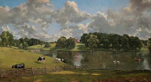 Constable - Wivenhoe Park
