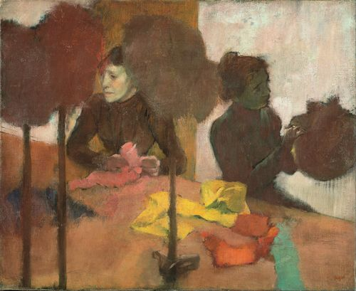 Degas - The Milliners