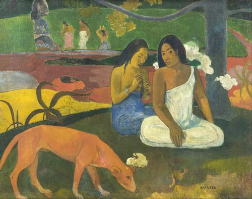 Gauguin - AreaArea