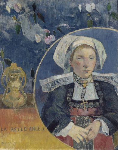 Gauguin - La Belle Angele