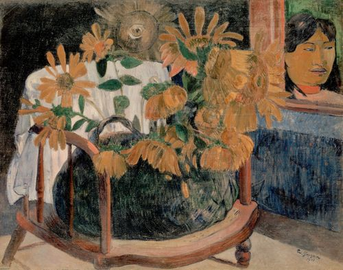 Gauguin - Sunflowers