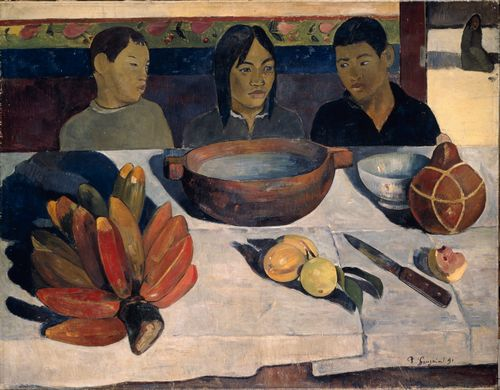 Gauguin - The Meal
