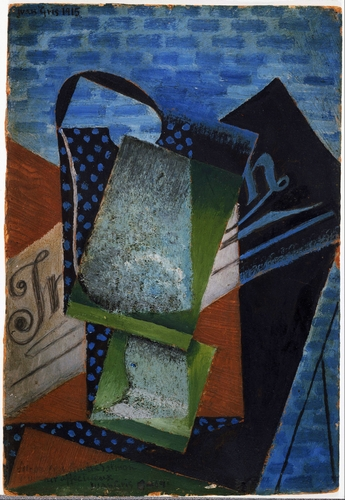 Juan Gris - Abstraction