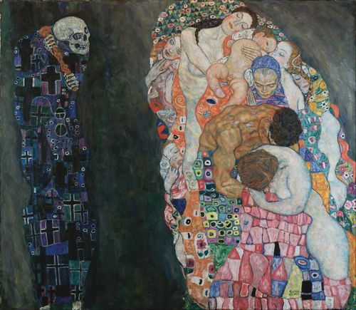 Klimt - Death and Life