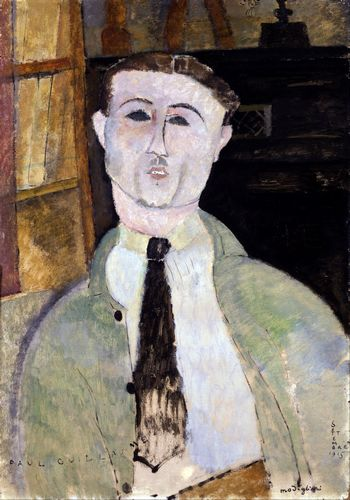 Modigliani - Paul Guillaume