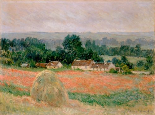 Monet - Haystacks at Giverny