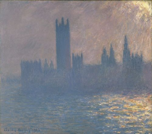 Monet - Houses of Parliament
