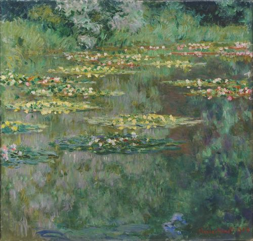 Monet - Le Bassin des Nympheas