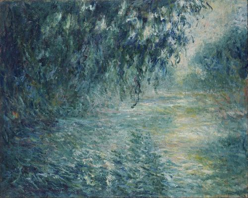 Monet - Morning on the Seine