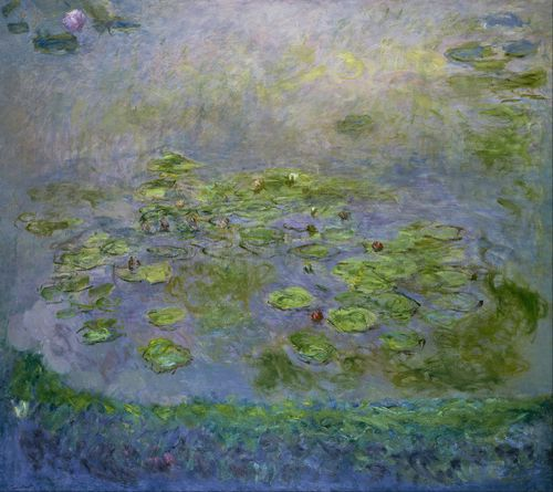Monet - Nympheas (Waterlilies)