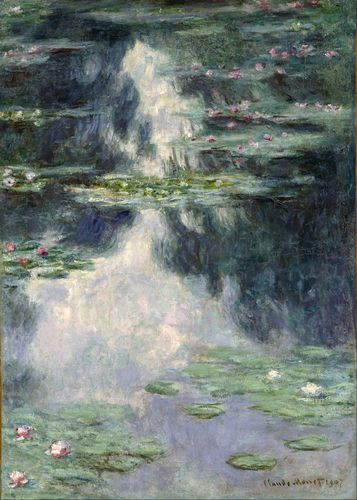 Monet - Pond with Water Lilies