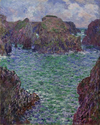 Monet - Port-Goulphar