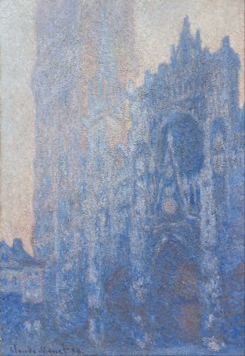 Monet - Rouen Cathedral Facade